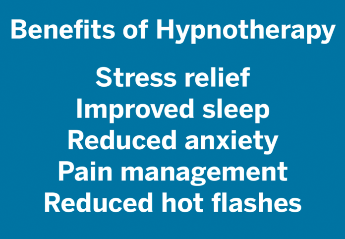 hypnotherapy offers physical mental benefits